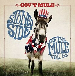 Gov't Mule - Stoned Side of the Mule Vol 1 & 2 [New Vinyl LP] Germany - Import