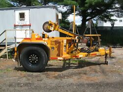 2003 Hogg & Davis Model T-150 Cable Reel Dolly