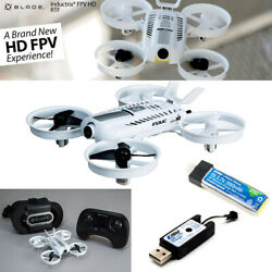 Blade BLH9900 Inductrix FPV HD Micro Drone RTF w Camera Battery USB Charger $99.99