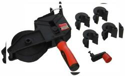 Bessey VAS-23+2K Vario Angle Strap Clamp 23' Black with red handle