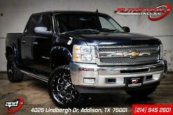 2012 Chevrolet Silverado 1500 LT 4x4 (WheelsTiresLift) 4x4 Fuel Wheels Lifted ALL star edition! fresh service we finance!