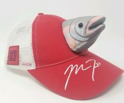 Mike Trout Fish Hat #27 - Los Angeles Angels of Anaheim Baseball Cap Hat - MLB