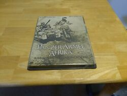 Panzer Armee Afrika - (SPI 1973). Good condition complete and playable.