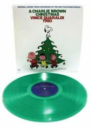 Vince Guaraldi Trio - A Charlie Brown Christmas - New Sealed Green Vinyl $17.99
