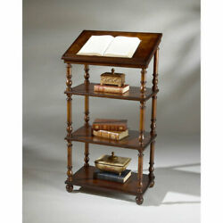 Butler Specialty Company Plantation Cherry Library Stand - 1512024