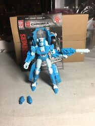 Transformers Generations  WFC-S20 Chromia Siege War For CyberTron
