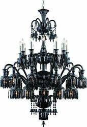 CHANDELIER MAJESTIC TRADITIONAL ANTIQUE HALLWAY LARGE FOYER DINING ROOM