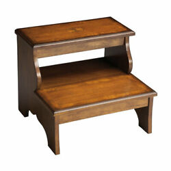Butler Specialty Company Olive Ash Burl Step Stool - 1922101