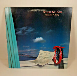Willie Nelson - Without A Song LP Vinyl Record Album - (#2)
