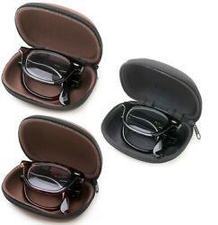 Compact Reading Glasses Foldable with Carry Case Classic Folding Reader Retro $16.99