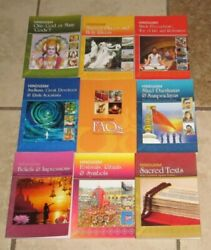 Lot 9 Books Hinduism Festivals Sacred Places Hindu Way Life Sadhana FAQ Beliefs