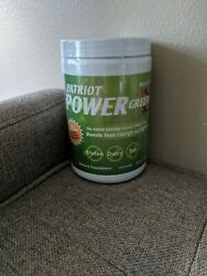 Patriot Power Greens Berry Flavor 11.43 oz - New  Sealed! 30 - 60 Servings