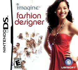 Imagine Fashion Designer for Nintendo DS Cartridge Only
