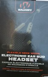 Walkers Electronic Ear Bud Headset GWP RPHE FREE SAME DAY SHIP 88815117807 $58.99