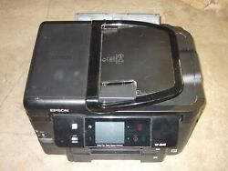 AS IS EPSON WORKFORCE WF-3540 ALL-IN-ONE INKJET PRINTER *A01* $44.99
