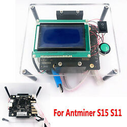For Antminer S15 S11 Hash Board Test Fixture Kits Miner Chip Repair Test Stand
