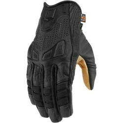 Icon 1000 AXYS™ Gloves Motorcycle Street Riding S-4XL -Free exchanges  $85.00