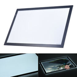 A2 LED Light Box Drawing Tracing Tracer Copy Board Table Pad Panel Artcraft X1X2