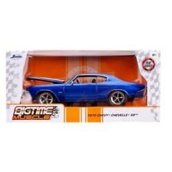 Jada Bigtime Muscle Series: 1970 Chevy Chevelle SS 124 Scale