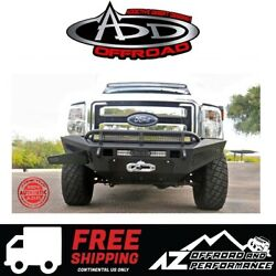 ADD HoneyBadger Front Winch Bumper Storage Box For 11-16 Super Duty F250 F350