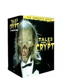 Tales from the Crypt: Complete Series Seasons 1-7 DVD