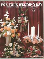 FOR YOUR WEDDING DAY 13 Designs for Shower Wedding Reception Lamancusa HOTP 126