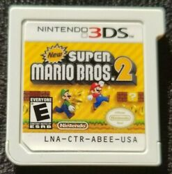 New Super Mario Bros. 2 for Nintendo 3DS  2DS ** GAME CARTRIDGE ONLY **
