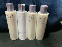 4X Meaningful Beauty Cindy Crawford ~ Skin Softening Cleanser ~36.0oz 15.5oz