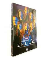 Marvels Agents of Shield S.H.I.E.L.D Complete Season 6 Six - New Sealed DVD