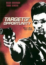 Target of Opportunity BRAND NEW NEVER OPENED RARE OOP DVD BUY 2 GET 1 FREE $6.99