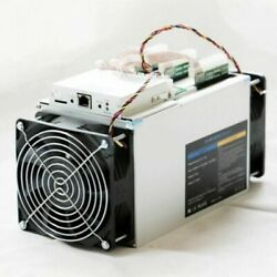 Innosilicon A9 Zmaster Equihash ASIC Miner with PSU 50k sols 620W