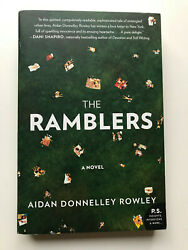 The Ramblers by Aidan Donnelley Rowley (2016 Paperback)