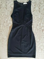 LUSH Little Black Dress Fit Cocktail Size Small NWT $25.00