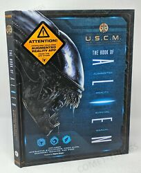 Book of Alien: Augmented Reality Survival Manual ~ Williams Owen LIKE NEW