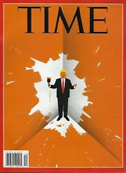 Time Magazine October 7 2019