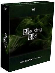 Breaking Bad: The Complete Series (DVD 2014 21-Disc Set) NEW & FACTORY SEALED