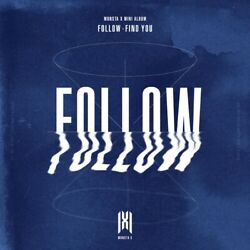 Monsta X - Follow - Find You [New CD] Photo Book, Poster $22.78