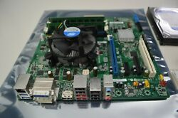 DQ67SW Intel Motherboard Combo wextras I-5 2320 3.00GHz no RAM