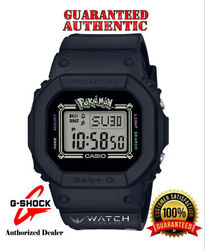 Casio Baby-G BGD560PKC-1 Pokemon Limited Special Edition 25th Anniversary Watch