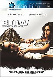 Blow DVD COMPLETE WITH ORIGINAL CASE & COVER ARTWORK BUY 2 GET 1 FREE