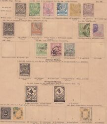 TURKEY ^^^^1865-85     used&  mint  CLASSICS  on page $$dcc213turk
