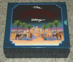The Casablanca Records Story 4 Disc CD Box Set With Booklet Nice!