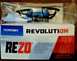 Horizon Micro Quadcopter Camera Drone New Blue RTF NOTHING ELSE NEEDED TO FLY $39.99