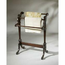 Butler Specialty Company Plantation Cherry Blanket Stand - 1910024