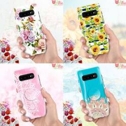 For Samsung Galaxy Note S10 S9 Plus Girls Love Cute Protective Phone Case Cover $7.29