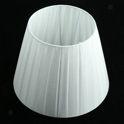 Lamp Shade Desk Lamp Table Lamp Shade Fabric For Bedroom Living Room White $39.77
