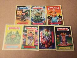 2019 Garbage Pail Kids YELLOW Border Stickers Lot (7) $15.00