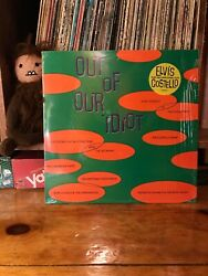 Elvis Costello Out Of Our Idiot 1987 Demon Records Rare UK LP Plastic Near Mint