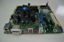 DQ57TM Intel Motherboard Combo wextras I-5 650 3.20GHz (no RAM) PC3 DDR3