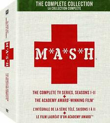 M*A*S*H: The Complete TV Series MASH Seasons 1-11 Collection 34 DVD Box Set NEW